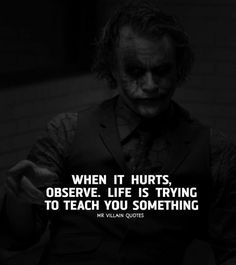 joker quotes heath ledger interesting post so Welcome back guys to the Burnfire today I am sharing with you the most popular the joker quotes of all time. Dark Quotes, Wisdom Quotes, True Quotes, Words Quotes, Funny Quotes, Sayings, Joker Qoutes, Best Joker Quotes, Badass Quotes