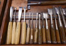 How to Determine if Your Woodworking Tools are Sharp