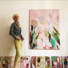 Anne-Sophie Tschiegg — Anne-Sophie Tschiegg - atelier de mai