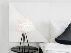Vita Eos bordlampe sort/hvit