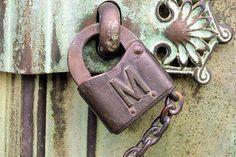 M Lock.