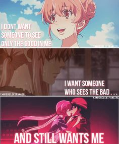 Immagine di anime, yandere, and anime girl