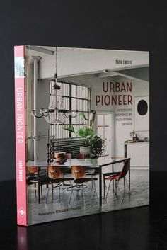 Urban Pioneer: Interiors inspired by industrial design from Rockett St George Interior Stylist, Interior Design, Rockett St George, Living Etc, World Of Interiors, Urban Furniture, Industrial Design, Home Accessories, Bookends