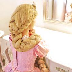 Rapunzel Wig, Princess Rapunzel, Princess Anna, Disney Tangled, Disney Magic, Honey Hair, Disney Face Characters, Disney Aesthetic, I Saw The Light