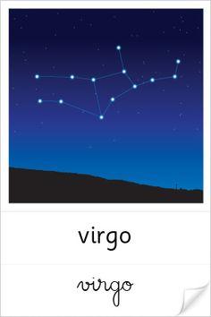 Constellation de la Vierge ~