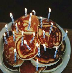 Hotcake cake