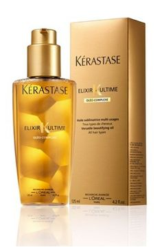 #Kerastase #ElixirUltime #Hair #Beauty #Haircare #Hairstyle