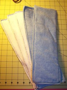 Microfiber towel inserts
