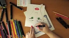 Art Journaling Mixed Media: Summertime
