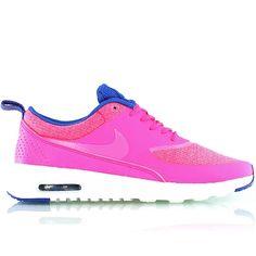 nike WMNS AIR MAX THEA PRM hyper pink/hyper cobalt