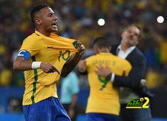 نيمار يقود البرازيل لتحقيق الميدالية الذهبية في الأولمبياد