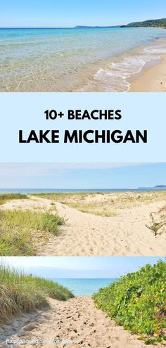 great lakes. michigan road trip, summer vacation. lake michigan beach in national lakeshore park. vacation ideas. us outdoor travel destinations. vacation spots, ideas, places in the US. hiking trails. northern michigan things to do near traverse city. midwest summer beach vacation. trip from chicago, indiana, ohio, illinois Great Lakes Michigan, Michigan Water, Lake Michigan Beaches, Michigan Vacations, Michigan Travel, Beach Vacation Spots, Vacation Places, Vacation Ideas, Us Travel Destinations