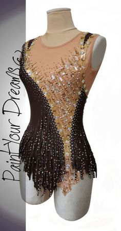 RG custom leotard leotard number 11