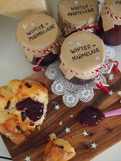 dieZuckerbäckerei: Winter - Marmelade