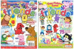 Wow! If you have a kiddo who loves Scooby-Doo, Clifford, Dora and/or Curious George, then this deal is definitely worth checking out! Through today at 11:59PM EST only, you can head over here to snag a 1 year subscription to Fun to Learn Friends Magazine for only $14.99 after you enter the code HIP2SAVE at [...]