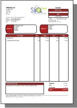 great invoice design template | design biz | pinterest | the o, Invoice templates