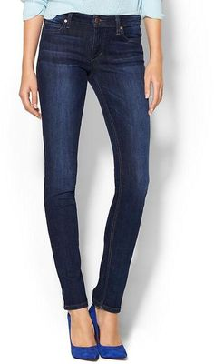 Joe's Curvy Skinny Jean in Keely. Love these from @Piperlime!