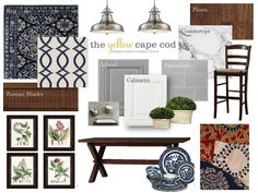 The Yellow Cape Cod: Dutch Colonial Traditional Kitchen Remodel Best Kitchen Layout, Kitchen Design Open, Interior Design Kitchen, Kitchen Remodel Ideas 2018, Cheap Kitchen Remodel, Kitchen Remodeling, Remodeling Ideas, Kitchen Ideas, Kitchen Decor