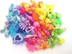 Kitsch Rainbow Gumball charms