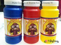 Hey, I found this really awesome Etsy listing at http://www.etsy.com/listing/152852907/curious-george-bubble-labels