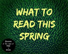 Fun Spring themed books / www.queenofthelandoftwigsnberries.com