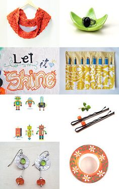Let it Shine by Julia on Etsy