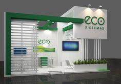 Eco Sistemas - Projeto desenvolvido para a feira hospitalar 2015