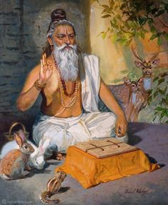 Shiva Art, Krishna Art, Hindu Art, Indian Art Paintings, Modern Art Paintings, Tantra Art, Mystic Symbols, Saints Of India, Pagan Gods