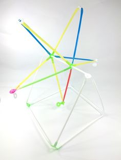 Prototyping for Kids (Strawbees)