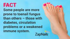 Learn about laser treatment in Houston: http://zapnails.com!