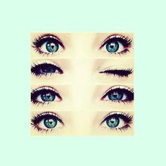 Che velli questi occhi