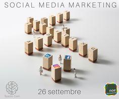 Nuova edizione corso rapido (e pratico) per espandere il tuo business attraverso i Social Network! 26 settembre 2016