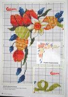 "Gallery.ru / arine2208 - Альбом ""4"" Easter Tablecloth, Cross Stitching, Kids Rugs, Embroidery, Decor, Stitch Patterns, Bb, Bath Linens, Cross Stitch"