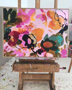 Carnivals, All Art, Original Artwork, Florals, Mixed Media, Artists, The Originals, Abstract, Painting