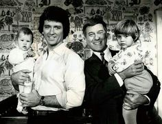#TBT - Thursday 30th October 2014 Bobby and J.R with their sons