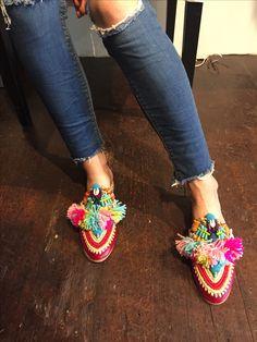 Theona slippers by Anita Quansah London