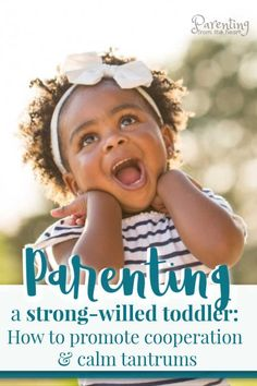 Parenting a strong-willed toddler? Here are three powerful strategies to handle the most difficult behaviour, improve cooperation & calm tantrums. Toddler Discipline, Positive Discipline, Parenting Toddlers, Parenting Advice, Strong Willed Child, Terrible Twos, Swim Lessons, Two Year Olds, Toys For Girls