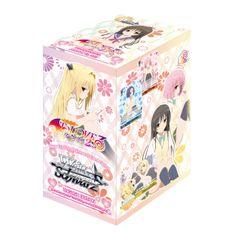 Weiss/Schwarz English Booster BOX (20 packs) - To Love Ru Darkness 2nd