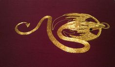 Work of Olga Mironova for Royal School of Embroidery Intensive Goldwork Certificate Cource. Gold Embroidery, Crewel Embroidery, Embroidery Patterns, Hampton Court, Gold Work, Bobbin Lace, Precious Metals, Fiber Art, Needlework