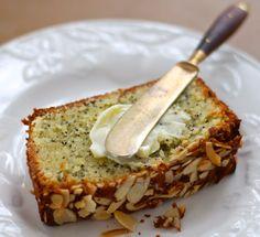 ALMOND POPPY SEED TEA CAKE {REGULAR & GLUTEN FREE OPTIONS}