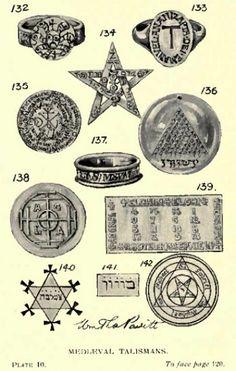 roman amulets and talismans - Google Search