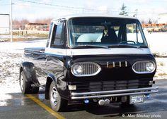 60s econoline | Econoline dually pickup | SLICK CARS I LIKE