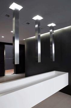 Bonaldo showroom in Borgoricco by Studio Lipparini