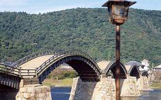 Kintaikyo Bridge at Iwakuni - Japan - ANA
