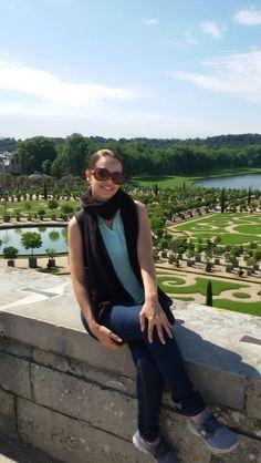 Fotografía: Wirber Hernandez - Versalles - Circuito Panorama Europeo High Neck Dress, Dresses, Fashion, Versailles, Circuit, Pictures, Turtleneck Dress, Vestidos, Moda
