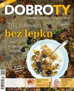 Časopis Dobroty – podzim 2017