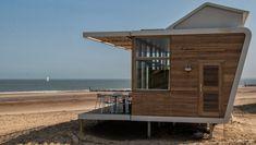Strandhäuschen für 6 Personen bei Hoogduin in Cadzand | Molecaten