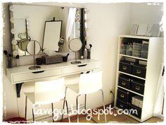 Lavegui make up: Looks curso de Automaquillaje en Allison Make Up Style Studio!