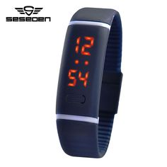 Kipasen New Upgrade Section Waterproof LED Bracelet Children Women Watch Men Digital Wristwatch Sports Shock Fashion Clock #>=#>=#>=#>=#> Click on the pin to check out discount price, color, size, shipping, etc. Save and like it!