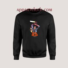 American Supernatural,Adult and kids Sizes Evil Dead Hoodie,Book Of The Dead